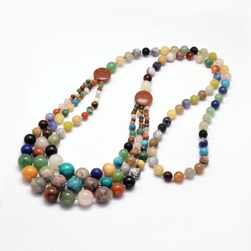 Ожерелья из натуральных камней уфа