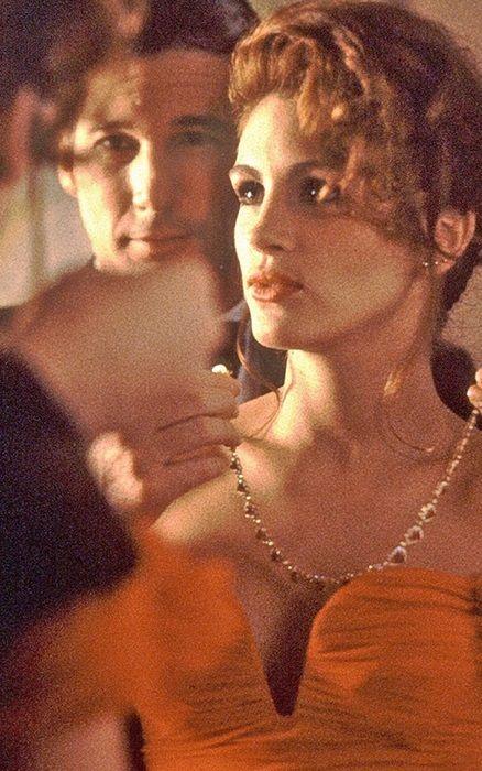 Джулия Робертс красотка вечернее платье - фото